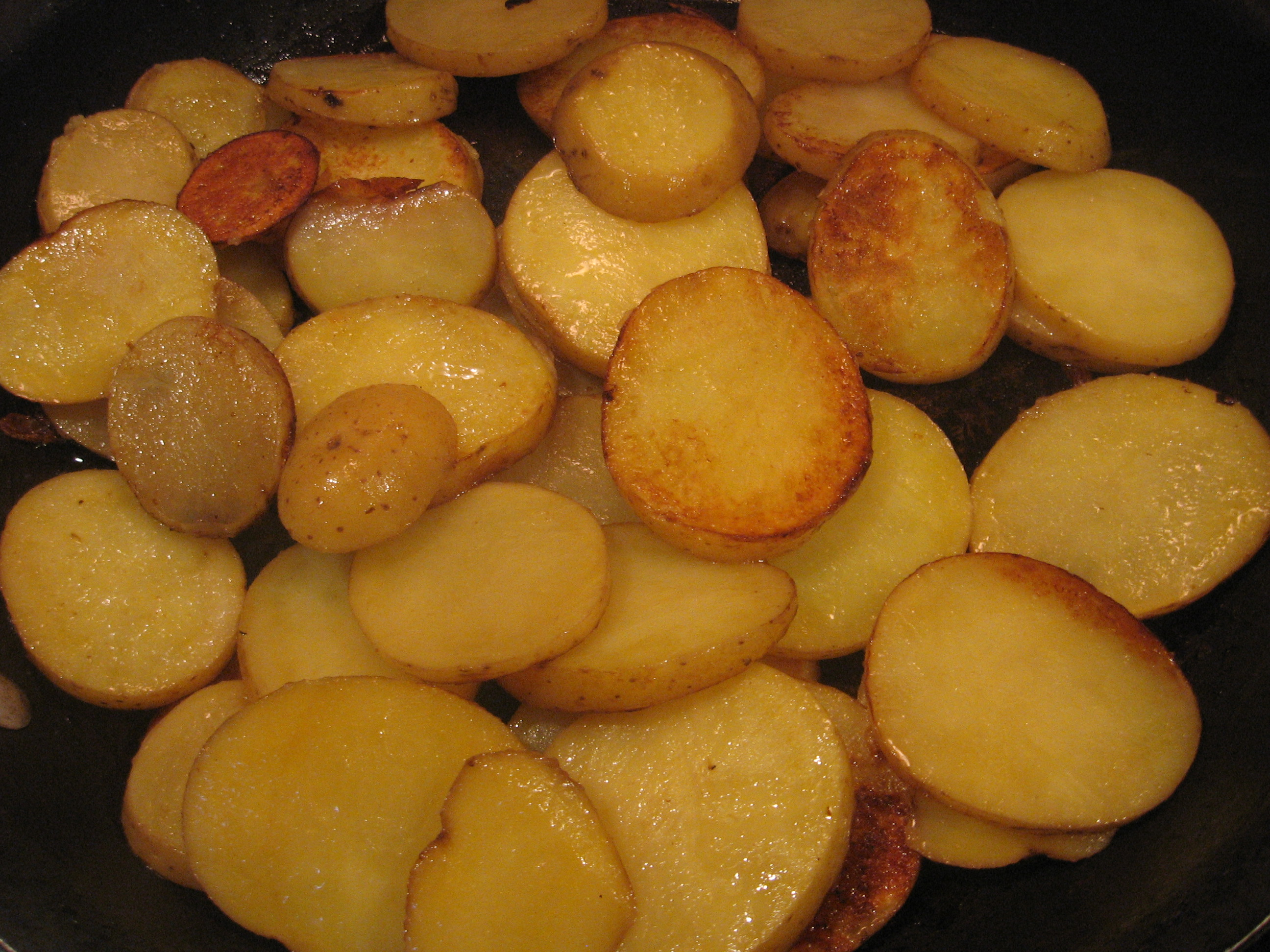 potatoes lyonnaise | The Food Beat